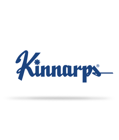 Kinnarps Company pager logo