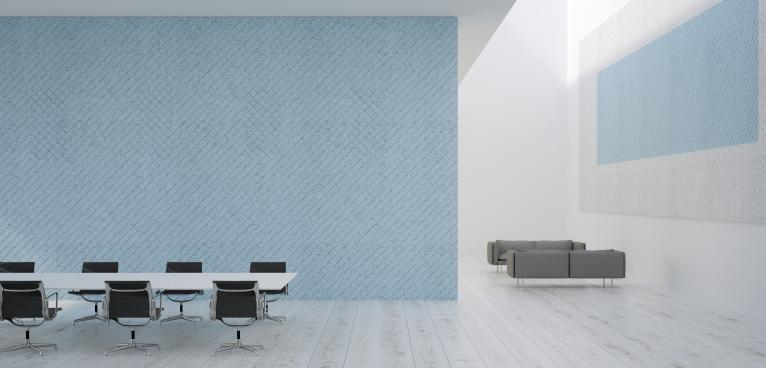 BAUX Acoustic Panels MeetingRoom