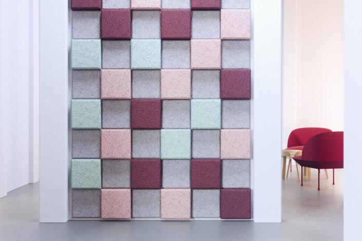 BAUX 3D Pixel Lounge