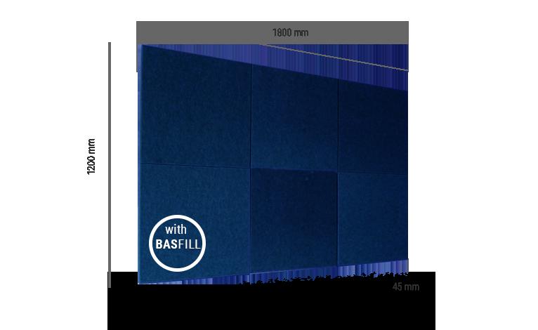 Quadro EX by Ekous certified by acousticfacts.com