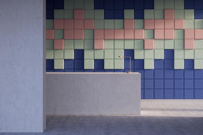 BAUX 3D Pixel Reception