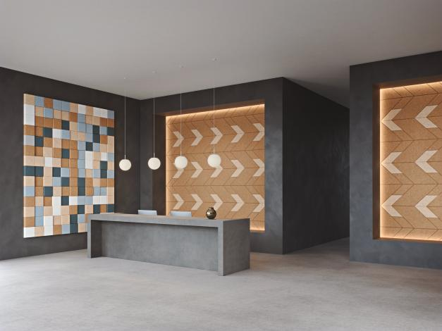 Woodwool Tiles