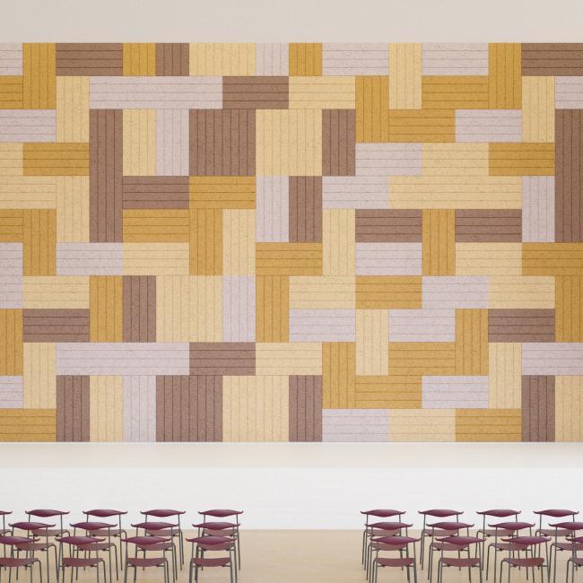 BAUX Acoustic Panels EventSpace