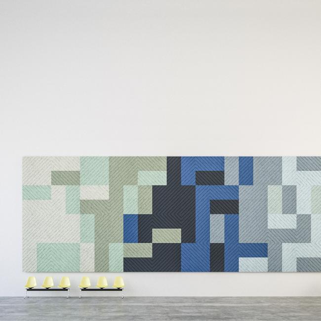 BAUX Acoustic Panels Museum