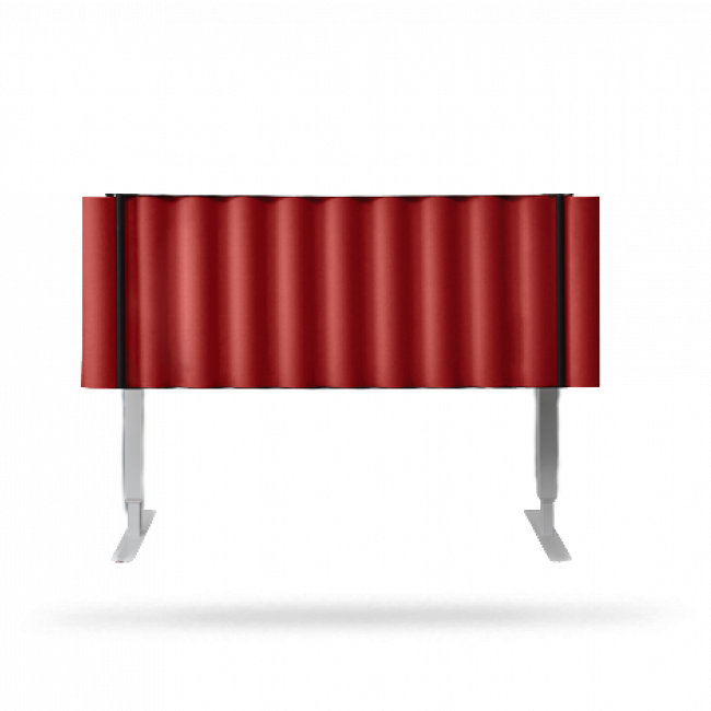 Scala Table by Abstracta certified by acousticfacts.com