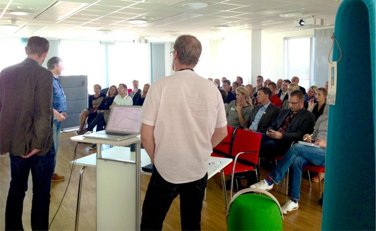 Acousticfacts launch event gothenburg