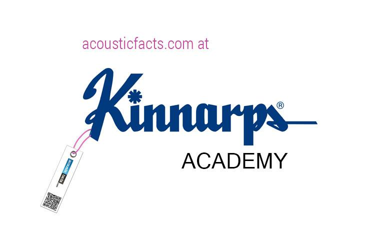 acousticfacts.com at kinnarps academy